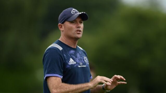 Jacques Nienaber: Munster group 'special'