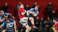 Munster aim to right the wrongs of last week