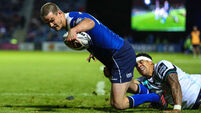 Leinster's first-half dominance pays rich dividends
