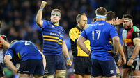 Experienced reinforcements ready to rumble for Leinster's trip to Edinburgh