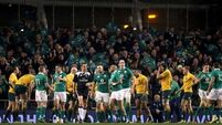 Ireland v Australia - Autumn International - Aviva Stadium