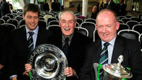 Rugby mourns Ireland Grand Slam hero Bertie O'Hanlon