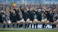 Ireland face daunting task of stemming tidal wave of New Zealand attack