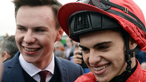 O'Brien brothers pull off 'unbelievable' victory over dad's horse