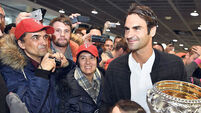 Roger Federer's love for tennis reminds us of the true essence of sport