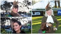 Classic ensemble wins Ladies' Day award at Leopardstown