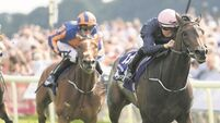 Yorkshire Oaks 1-2 is Heaven sent for O'Brien