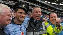 Dublin's success cultivated by the team Pillar Caffrey built