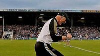 Murmur of recognition for all-powerful Brian Cody