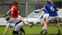 Cavan v Cork - TG4 Ladies Football All-Ireland Senior Championship Quarter-Final