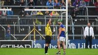 John O'Dwyer won't look back in anger at Limerick red card