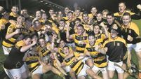 Na Piarsaigh turn on the power