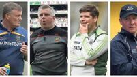 Bosses of Tipperary, Mayo, Kerry and Dublin like four horsemen trying to avoid the apocalypse