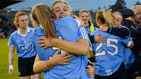 Sinéad Aherne books Dublin's place in All-Ireland final day