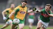 Relentless Corofin show no mercy as St Brigid's buckle