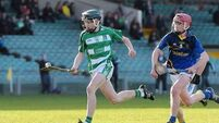 Late points save St Colman's