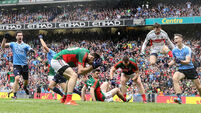Mayo bid to end 10-year replay hex