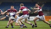 Shane Carthy ensures St Vincent's prevail