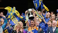 Antrim v Longford - TG4 Ladies Football All-Ireland Junior Football Championship Final
