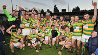 David Cashman and Kevin O'Keeffe star as Blackrock secure title