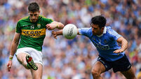 Paul Geaney: 'It's four games of serious football and that's it in a nutshell'
