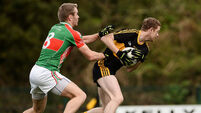 Dr. Crokes v Loughmore - Castleiney - AIB Munster GAA Football Senior Club Championship semi-final