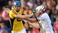 Jack Guiney earns call into Davy Fitzgerald's Wexford squad