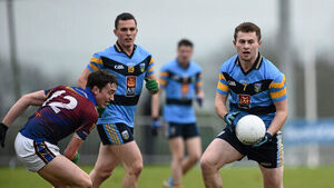 Jack McCaffrey waits on Dublin call