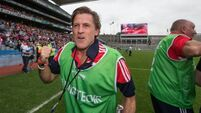 Paudie Murray and backroom team of 16 covering all bases for Cork