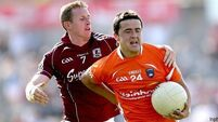Return to top tier the priority for Galway ace Gary Sice