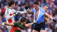 Diarmuid Connolly on that shot at glory: 'All I wanted to do was put the ball dead'