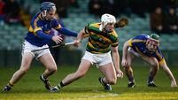 Patrickswell v Glen Rovers - AIB Munster GAA Hurling Senior Club Championship semi-final