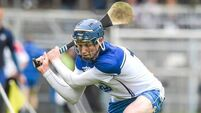 Waterford and Austin Gleeson tired of being hurling's bridesmaids