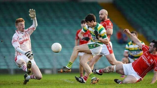 Carbery Rangers lacklustre but still do enough to get the job done