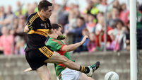 Kilmurry Ibrickane v Dr. Crokes - AIB Munster GAA Football Senior Club Championship quarter-final