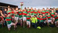 Loughmore-Castleiney win third title in four years