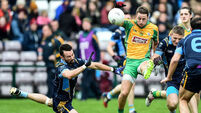Corofin make history with Galway four in a row