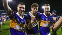 Des Carlos points Castleknock to first final