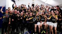 Ballyea show courage in abundance to land first title