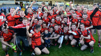 John Morgan O'Sullivan hails heroes as Kenmare turn on the style