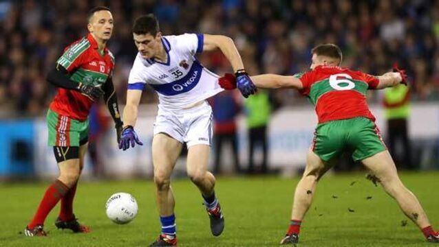 Diarmuid Connolly stars for St Vincent's