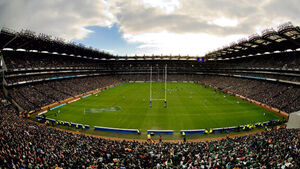Nine people remember the day when Croke Park's gates opened to rugby