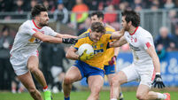 Mickey Harte content as Tyrone get to grips with Roscommon