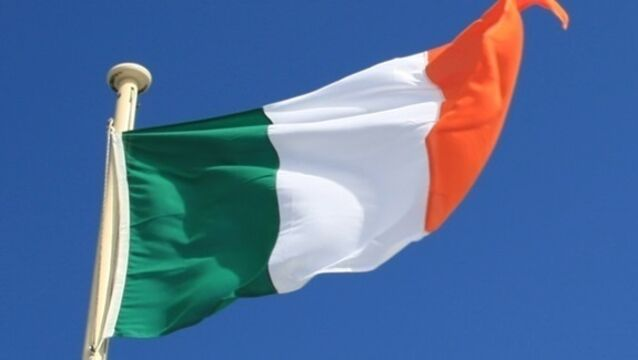 John Arnold: Tricolour is the best flag option