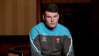 Rookie Ben McKinless loyal to goalkeeping union