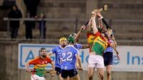 Experimental Dublin too strong for Carlow