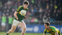 Billy Joe Padden impressed by Kerry attack