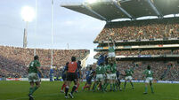 Seán Kelly: Croke Park welcoming rugby was a historic day not just for the GAA but for Ireland