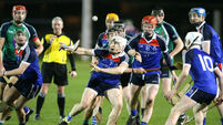 Limerick students stand firm to repel WIT's determined comeback