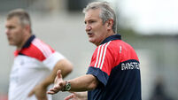 Cork need time, says Kieran Kingston